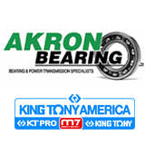 Akron Bearing is now stocking KingTony bearing locknut sockets!